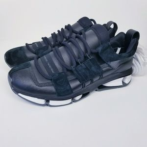 Adidas twinstrike ADV stretch leather sneakers